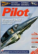 Pilot 2015 June Diamond DA62,Bucker Jungmann