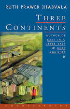 Three Continents by Ruth Prawer Jhabvala (Paperback, 1999)