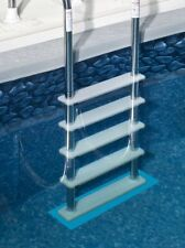 "9"" x 24"" Swimming Pool Ladder Mat Pad Liner Guard Drop in Steps Swimline 87951"