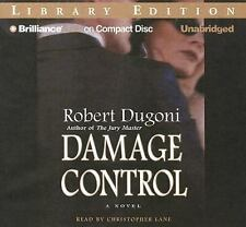Damage Control 2007 by Dugoni, Robert 1423326539 Ex-library