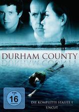 § 2 DVDs * DURHAM COUNTY - IM RAUSCH DER GEWALT -  KOMPLETTE STAFFEL 1 # NEU OVP