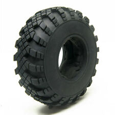 "1pcs Rock Racer Crawler 2.2"" Tire 40mm For RC Car Beadlock Axial Wraith Wheels"