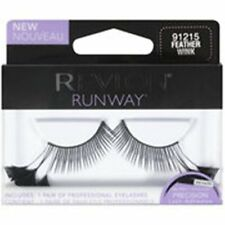 REVLON RUNWAY FALSE EYE LASH EYELASHES EYELASH 91215 FEATHER WINK