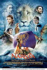THE CHRONICLES OF NARNIA: THE VOYAGE OF THE DAWN TREADER Movie POSTER F 27x40