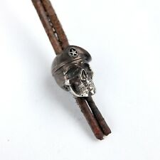 """skull bead  """"Special Forces"""". handmade in Russia. for knives. paracord."""
