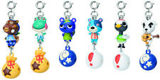 Animal Crossing Bell Danglers mascot figure clip set of 6 K.K Slider Static ....