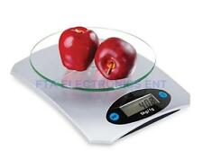 5KG Digital LCD Electric Portable Glass Plate Kitchen Scales For Cooking Baking