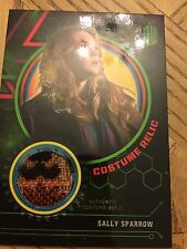 Topps Doctor Who Extraterrestrial 2016 Green Costume 435/499 Sally Sparrows Coat