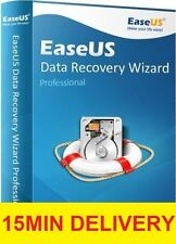 EaseUS v6.1 Data Recovery Professional Recover Deleted Files FULL VERSION