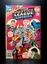 COMICS:DC: Justice League of America #142 (1977), 1st Construct app - RARE