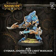 Privateer Press Warmachine Cygnar Ace Character Light Warjack PIP 31108
