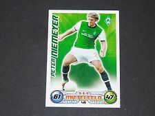 NIEMEYER WERDER BREMEN TOPPS MATCH ATTAX PANINI FOOTBALL BUNDESLIGA 2009-2010