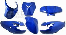 Disguise Kit Panel 6 Fairing parts in blue for Peugeot Vivacity 50
