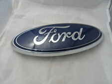 """New Ford F250 / F350 Grille / Tailgate Emblem 13"""" Blue Oval 3D Badge Free Ship"""