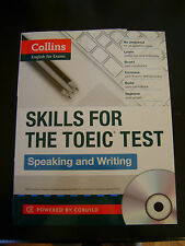 Collins Skills for the TOEIC Test Speaking and Writing NEUF