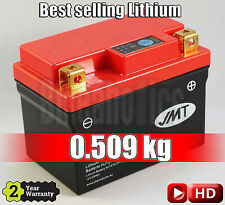 Best selling Lithium-ion motorcycle battery JMT YTZ7S-FP 75% lighter