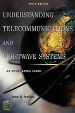 Understanding Telecommunications and Lightwave Systems: An Entry-Level Guide, 3r