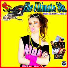 The Ultimate 80s Megamix - Non Stop Dj Video Mix -  100 Minutes Of Hits!!!!!!