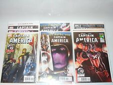 LOT (19) MARVEL CAPTAIN AMERICA COMIC BOOKS #602-615 #617-621 RUNS HEROIC AGE