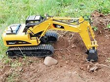 RC Construction Tractor 15 Channel Full Functional Remote Control Excavator