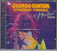 George Clinton & Parliament/Funkadelic - Live At Montreux 2004 (CD) NEU/Sealed !
