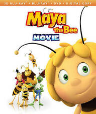 Maya the Bee (3D & 2D Blu-ray, 2015, 1 disc)