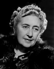 Agatha Christie UNSIGNED photo - P1529 - Crime novelist & short story writer