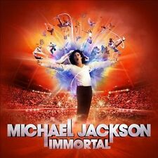 MICHAEL JACKSON Immortal CD BRAND NEW Cirque Du Soleil