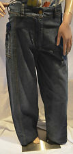 New Mulberry Wide Leg Denim Trousers  UK Size 10