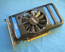 MSI N550GTX-Ti-MD1GD5 1024MB GDDR5 PCI-E Graphics Card with HDMI/DVI/VGA Out