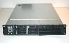 HP dl380 g6, 2 x 2,4 GHz QC e5530, 24 GB, p410i/256 MB, 2 x 72 GB