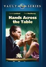 Hands Across the Table (Carole Lombard) - Region Free DVD - Sealed