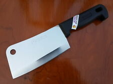 "THAI KITCHEN KNIFE KIWI BRAND CLEAVER 6"" #830P STAINLESS STEEL CHEF COOKING"