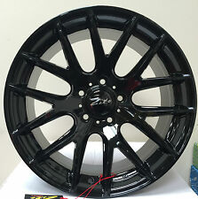 "18"" ZITO 935 ALLOY WHEELS  RANGE ROVER SPORT VW TRANSPORTER T5 LOAD RATED"