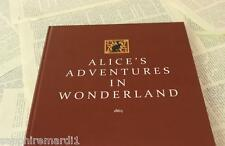 2 bks Alice's Adventures in Wonderland & Through The Looking Glass.Salvador Dali