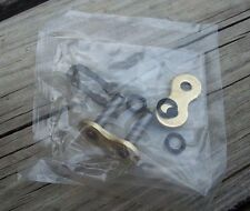Ultima Gold XLO Premium 530 O-Ring Chain  Master Link for Harley Davidson