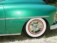 White Wall Rubber Tire Paint Tyre 12fluid oz  Rat Rod Hotrod Custom Classic