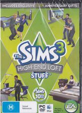 The Sims 3: High End Loft Stuff Pack - PC MAC - fast free post
