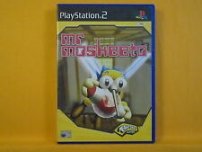 ps2 *MR MOSKEETO* Mister Mosquito Playstation 2 PAL