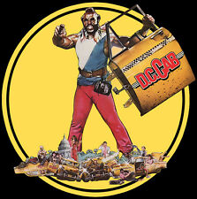 80's Mr. T Classic DC Cab Poster Art custom tee Any Size Any Color