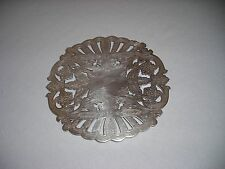 Vintage! Wallace Silverplate Trivet Stand #7322