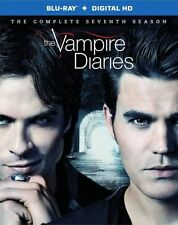 THE VAMPIRE DIARIES - SEASON 7 -  BLU RAY - Sealed Region free