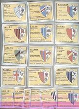 FIGURINE CALCIATORI..SCUDETTI 1961-62 PANINI  LEGGERE DESCRIZIONE...MANCOLISTA