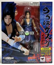 "In STOCK Bandai S.H. Figuarts ""Sasuke Uchiha"" (vs Itachu Naruto) Action Figure"