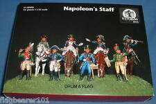 WATERLOO 1815 AP090 NAPOLEON'S STAFF (ex - Italeri)  1/32 SCALE FIGURES
