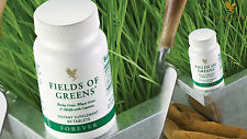 Forever Fields of Greens - 80 Tablets, Green food, Help in Digestion Exp.2020