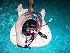 The Wall fender USA American strat Stratocaster guitar vintage hand painted des