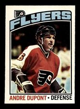 1976-77 O-Pee-Chee NHL #131 Andre Dupont  EXMT/EXMT+ K1170696
