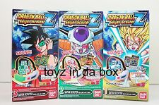 In STOCK SDCC 2013 Dragon Ball Z Saiyan Scouter set of 3 (Blue + Red + Green)