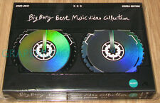 BIGBANG BEST MUSIC VIDEO COLLECTION 2006~2012 2 DISC DVD & FOLDED POSTER SEALED
